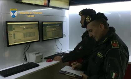 Guardia di Finanza. Eseguiti in Puglia interventi a contrasto del gioco illegale e scommesse clandestine
