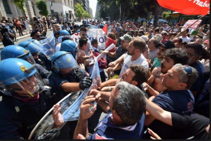15 attivisti dei Cittadini Liberi e Pensanti indagati dalla Procura di Taranto