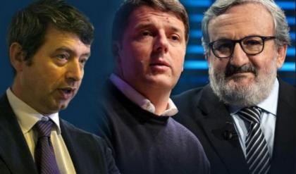 Voto nei circoli Pd: Matteo Renzi raggiunge più del doppio di Andrea Orlando. Emiliano raggiunge il 6%