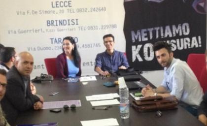 Lecce, truffa sui fondi per le vittime dei racket : 4 arrestati e 40 indagati. Avevano intascato 2 milioni di euro