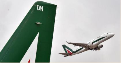 """""""Salvataggio Alitalia"""" pubblicato il bando: le offerte entro il 5 giugno"""