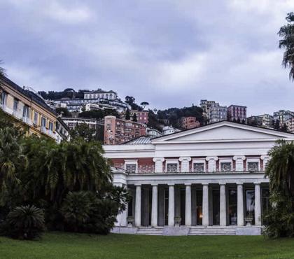 L'affitto nel palazzo storico a prezzi ridicoli per il procuratore