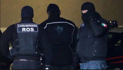 Blitz dei Carabinieri del ROS:  17 arrestati del clan Nisseno