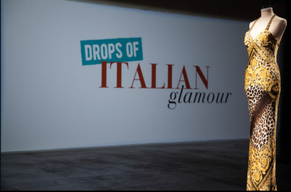 """Drops of Italian Glamour"" in mostra ad AltaRoma"