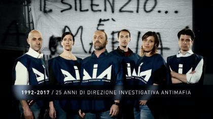 Mafia: spot della Dia, la Direzione Investigativa Antimafia  per i suoi 25 anni di attività