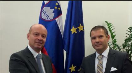 Giacomo Olivieri non è più console onororario della Repubblica Slovena