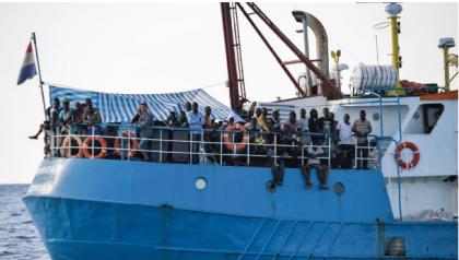 Dentro le carte dell'inchiesta sulla nave Ong sequestrata a Lampedusa