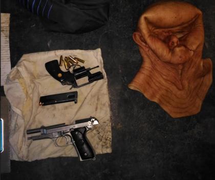 Foggia, 4 arresti: forse pronti per un agguato