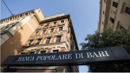 Banca Popolare di Bari: indagini sull'acquisizione della Tercas