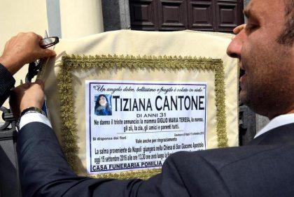 Caso Tiziana Cantone, procura chiede archiviazione