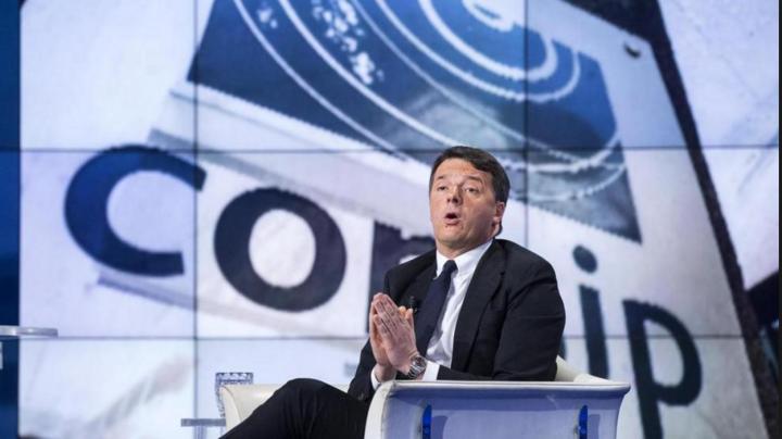 Consip, Renzi: