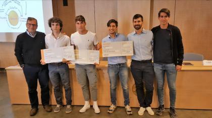 Amazon Innovation Award edizione 2017: premiati gli studenti dell' Università Tor Vergata di Roma