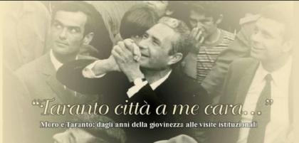 """Presentata la mostra """"Taranto città a me cara"""" dedicata ad Aldo Moro"""