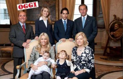 L'ex presidente della Camera, Gianfranco Fini rischia il processo per ricilaggio