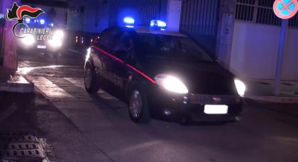 Furti e spaccate a banche e distributori: cinque arresti effettuati dai Carabinieri