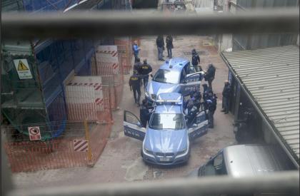 """Maxi operazione della Polizia di Stato nei confronti del clan Mallardo e dei cosiddetti """"scissionisti"""""""