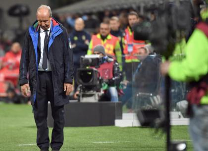 L'eliminazione della Nazionale dai Mondiali. I vertici della FIGC dovrebbero dimettersi