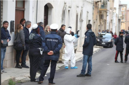 Tragedia in Puglia: carabiniere uccide la sorella, il cognato e il padre e poi si spara salvandosi. In serata è stato arrestato