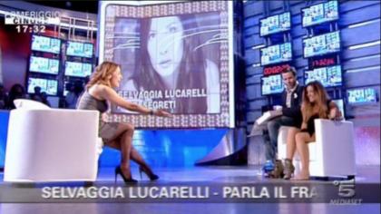 Selvaggia Lucarelli condannata per aver diffamato Barbara D'Urso sui socialnetwork