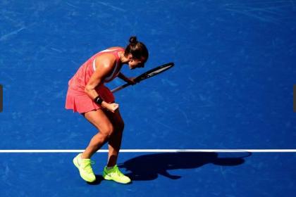 """Roberta Vinci annuncia il ritiro: """"Gioco ancora 5 mesi, a Roma l'addio al tennis"""""""