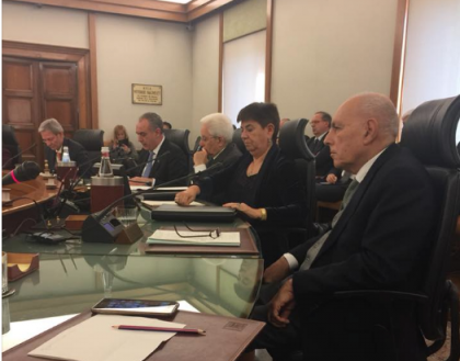 Giovanni Mammone è il nuovo presidente della Cassazione. Riccardo Fuzio procuratore generale