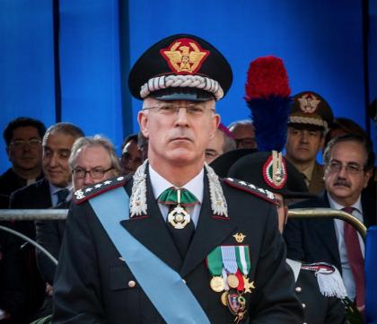 Il Generale Giovanni Nistri è il nuovo Comandante Generale dell' Arma dei Carabinieri