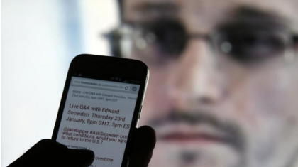 Lo smartphone diventa un allarme a prova di spia