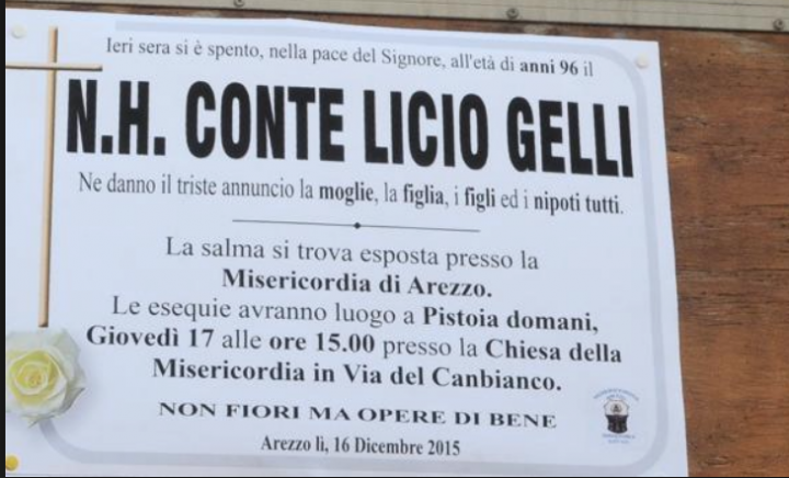 Il sindaco di Arezzo vuole denunciare Maria Elena Boschi