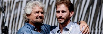 """Esclusiva de IL FOGLIO : così Davide Casaleggio è diventato il reale """"padrone"""" del Movimento 5 Stelle"""