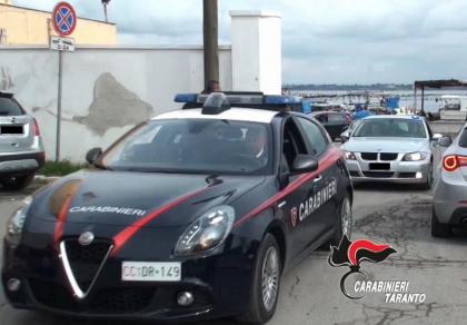 Arrestato dai Carabinieri di Taranto il presunto autore dell'omicidio di Cosimo Dragone.