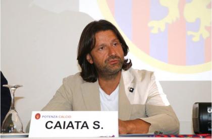 Indagato Salvatore Caiata presidente del Potenza Calcio , candidato del M5S in Basilicata