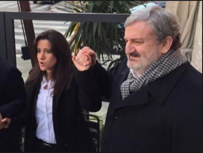 """Elezioni, esposto del M5S al Corecom: """"L'(ex) magistrato Emiliano non rispetta la legge sulla propaganda politica""""."""