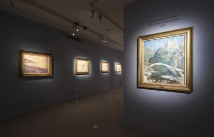 """""""Monet. Capolavori dal Musée Marmottan Monet, Parigi"""" al Complesso del Vittoriano - Ala Brasini di Roma"""
