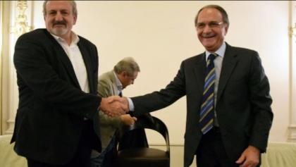 Acquedotto pugliese, Emiliano nomina presidente l'ex sindaco di Bari Di Cagno Abbrescia