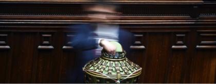 Funziona l'accordo centrodestra-M5S.  Eletti Casellati al Senato, Fico alla Camera
