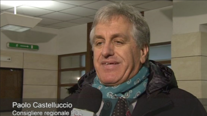 Stalking, arrestato Paolo Castelluccio vicepresidente del Consiglio regionale della Basilicata