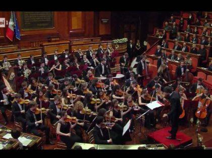 Al Teatro Petruzzelli di Bari l'Orchestra Conservatori Italiani