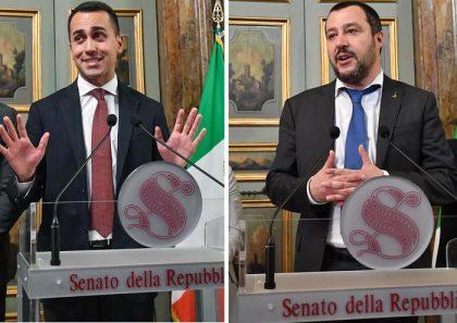 """Governo. Il M5S rompe con Lega: """"Non trattiamo con Forza Italia e Fratelli d' Italia"""""""