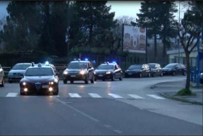 Operazione antimafia dei Carabinieri contro la Sacra Corona Unita.  31 arrestati