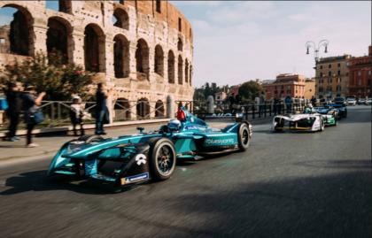 Enel partner della Formula E per i prossimi 5 anni