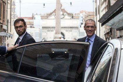 """La Lega apre al Governo Cottarelli: """"Governo d'emergenza e poi voto"""""""