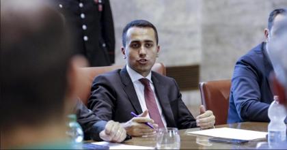 """Domani primo vertice sull' ILVA al Mise """"gestione Di Maio"""""""