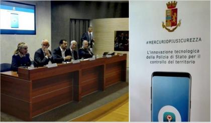 """Mercurio App, ecco come funziona la nuova """"arma"""" tecnologica della Polizia"""