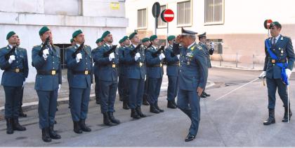 Il Comandante Generale della Guardia di Finanza in visita in Puglia