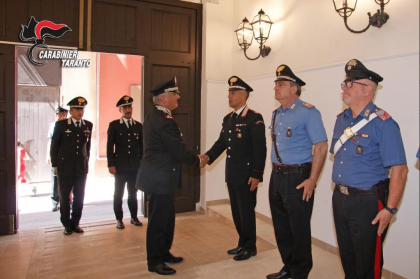Finalmente aperta ed operante la nuova Stazione Carabinieri di Taranto San Cataldo.