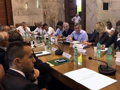"""Continua il """"bluff"""" di Di Maio ed il M5S sull' ILVA"""