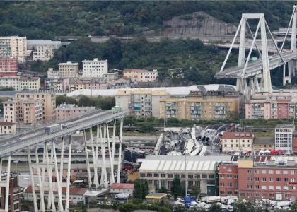Crollo ponte Genova: alibi inutili perché tutti sapevano