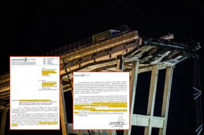 Crollo del Ponte Morandi di Genova. La GdF sequestra  i documenti al Ministero dei Trasporti. Scoperta una lettera con cui Autostrade segnalava i rischi al Ministero