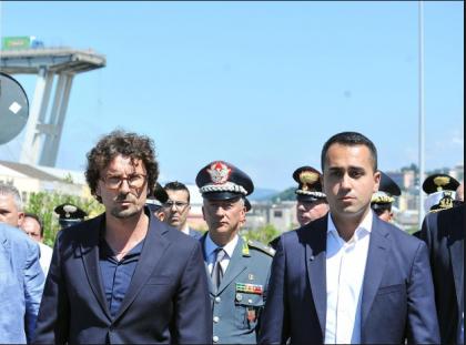 Crollo ponte a Genova: Toninelli & Di Maio sono incompetenti o bugiardi ?