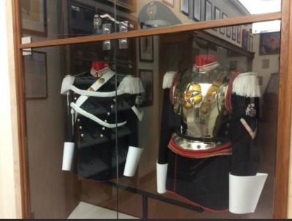 """Questo e molto altro verrà esposto presso la mostra """"La grande Guerra dei  Carabinieri"""" che si ... 548baa4b8bbf"""